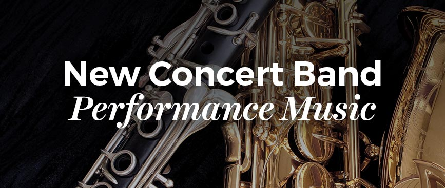New Concert Band Performance Music
