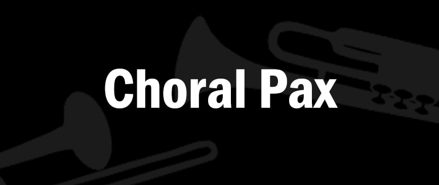 2016-2017 Choral Pax Now Available