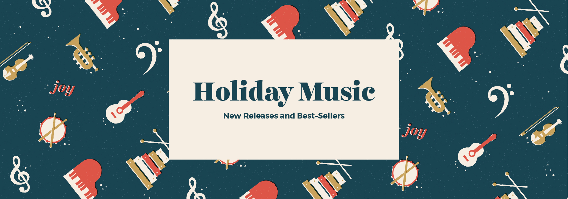 Holiday Performance Music Promotions