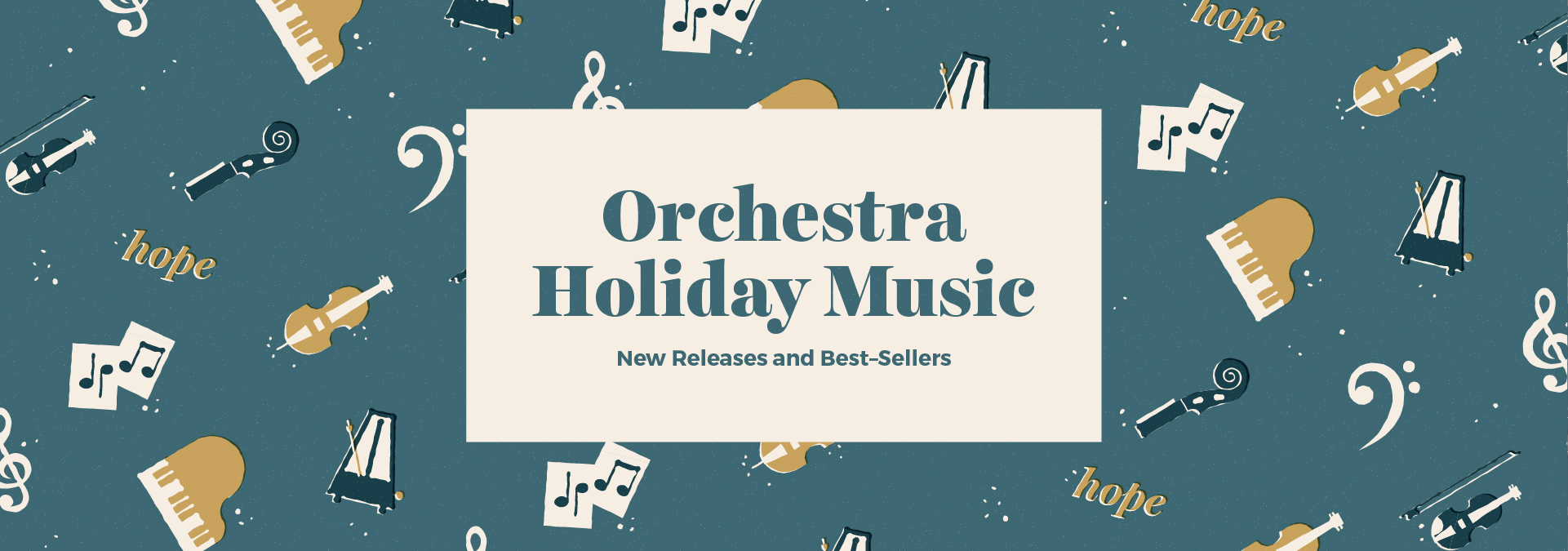 Holiday Orchestra Performance Music