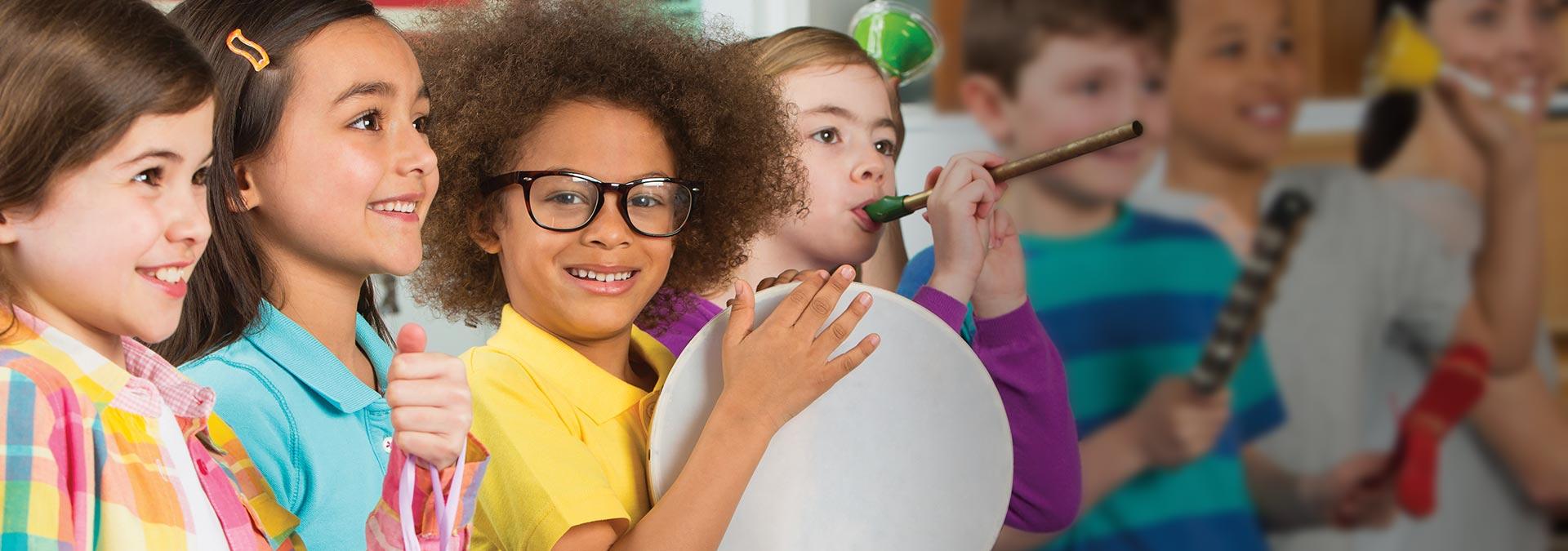 Classroom Music Homepage