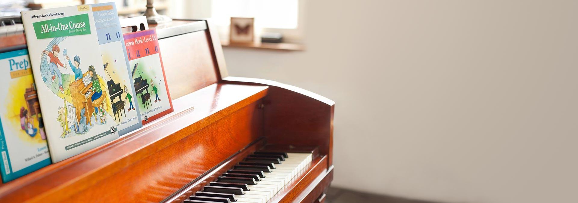 Piano Hero Image