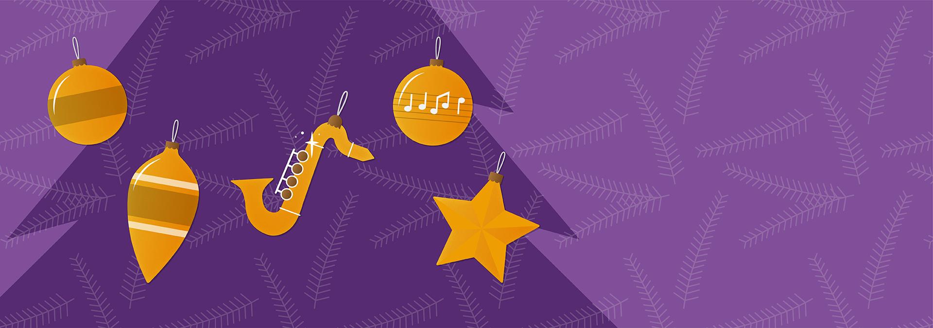 Jazz Holiday Performance Music