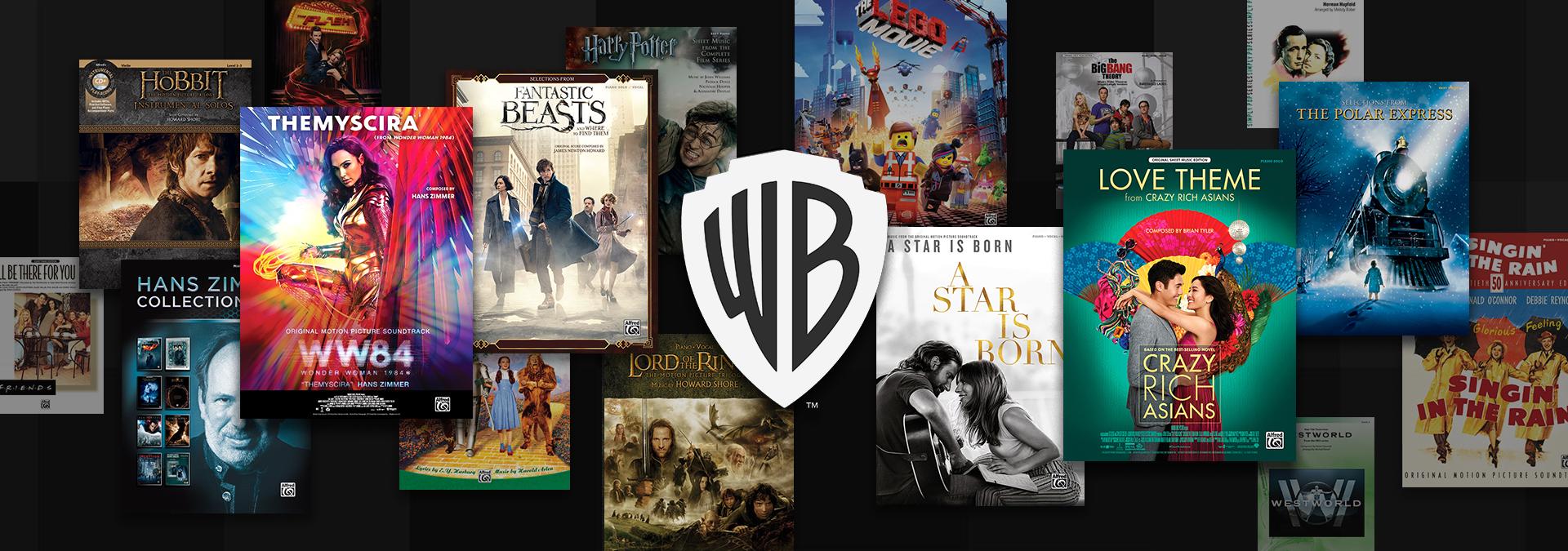 Warner Bros. Sheet Music