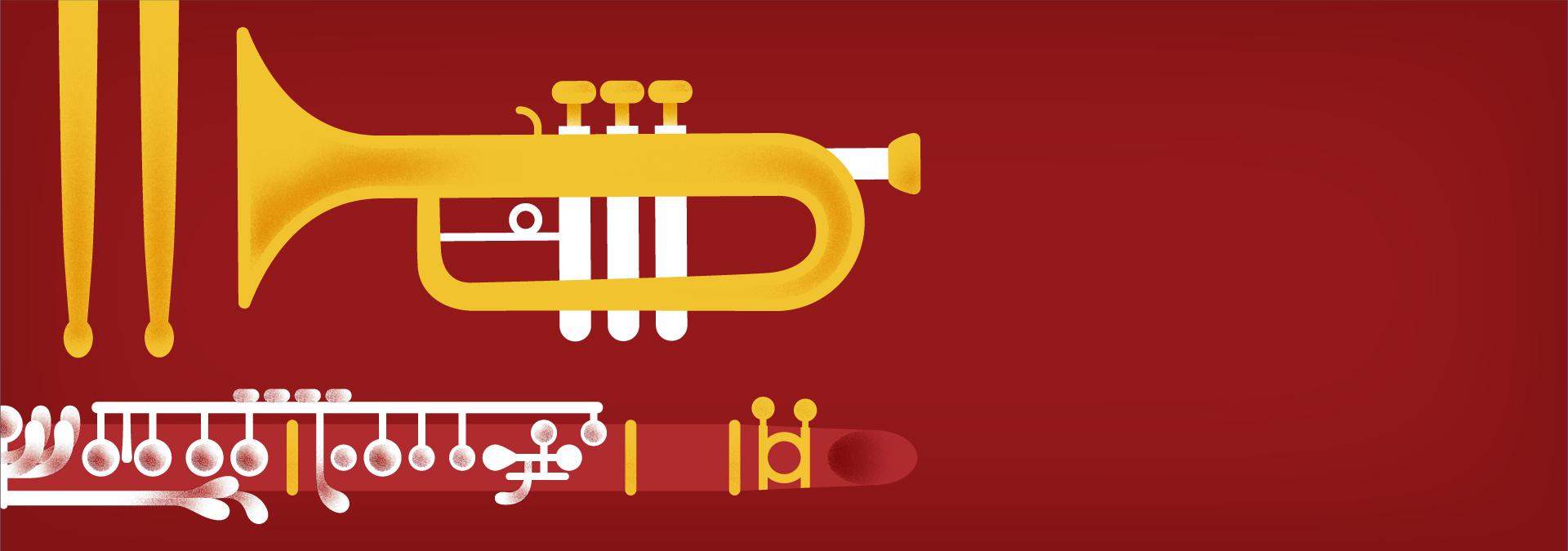 Jazz Festival & Contest Hero Slider
