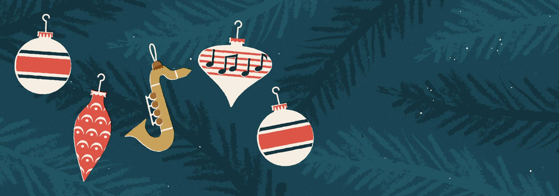 Jazz Ensemble Holiday Music