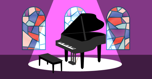 The Traditional Pianist in Contemporary Worship Music: 6 Steps to a Blended Pianist