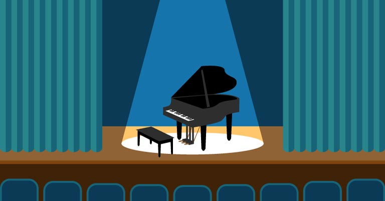 10 Ideas for Creating Themes Around Your Piano Recitals