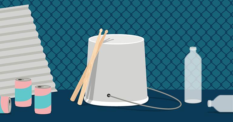 Teaching Bucket Drumming: 5 Survival Tips