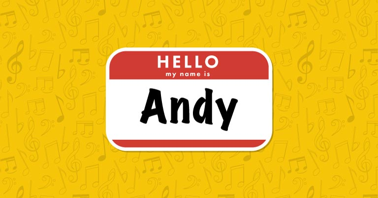 Choral Clinician Q&A: Get to Know Andy Beck
