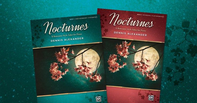 Composer Q&A: The Inspiration Behind Dennis Alexander's Nocturnes