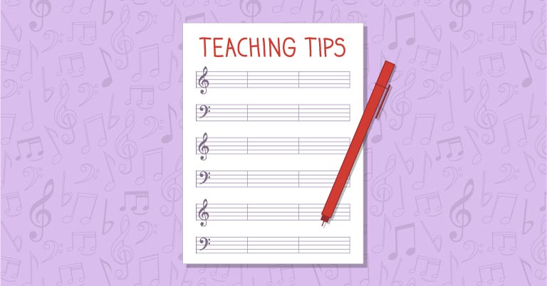Fostering Reading Skills in Preschool Pianists