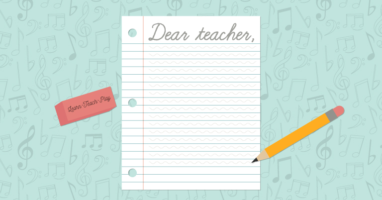 Letter to a First Year Teacher