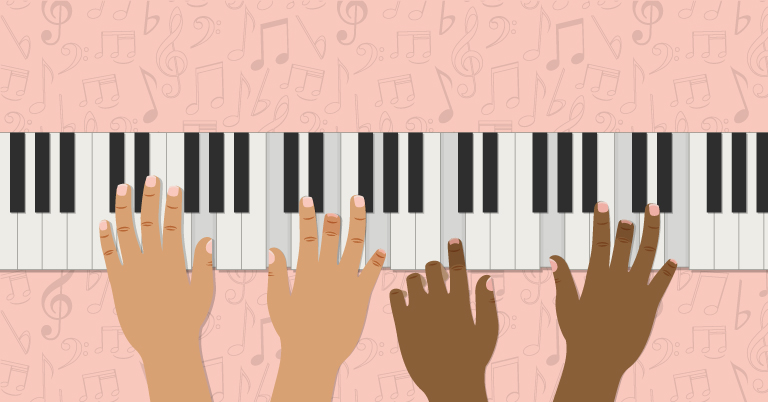 Partner Piano Lessons: Are Two Better Than One?