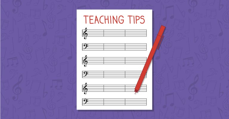 Teaching Tips: Helping Piano Students Apply New Concepts (Part 3 of 3)