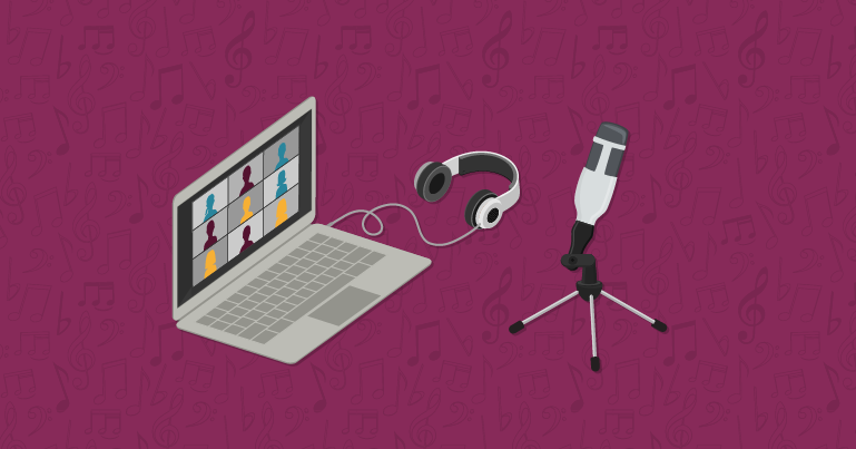 Virtual Choirs: Why They're Worth It and Less of a Hassle than You Might Think