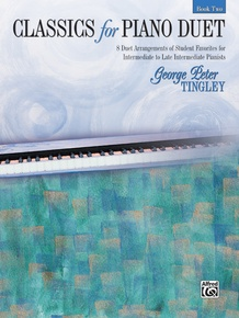 Classics for Piano Duet, Book 2