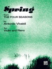 The Four Seasons: Spring