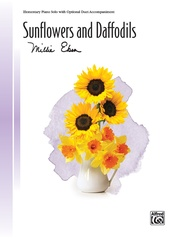 Sunflowers and Daffodils