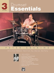 Drumset Essentials, Volume 3
