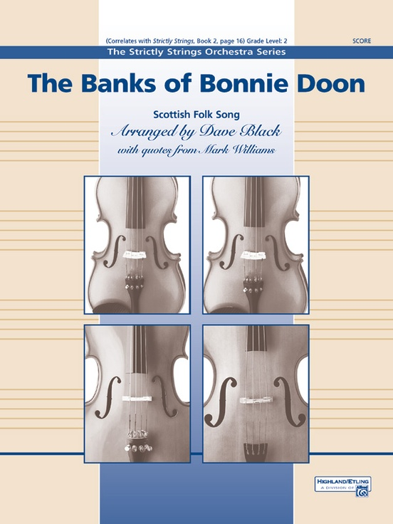 The Banks of Bonnie Doon