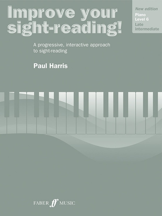 Improve Your Sight-Reading! Piano, Level 6 (New Edition)