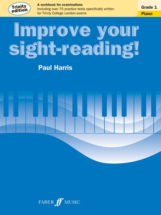 Improve Your Sight-Reading! Trinity Edition, Grade 1