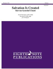 Salvation Is Created: Kievan Synodal Chant