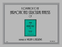 Companion to the Harmonic and Structural Analysis of the <I>Materials of Western Music</I>