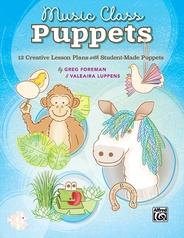 Music Class Puppets