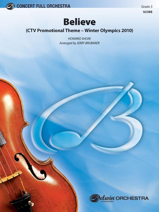 Believe (Winter Olympics 2010)
