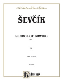 School of Bowing, Opus 2, Volume I