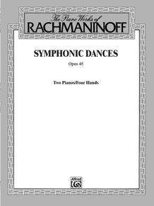 Symphonic Dances, Opus 45