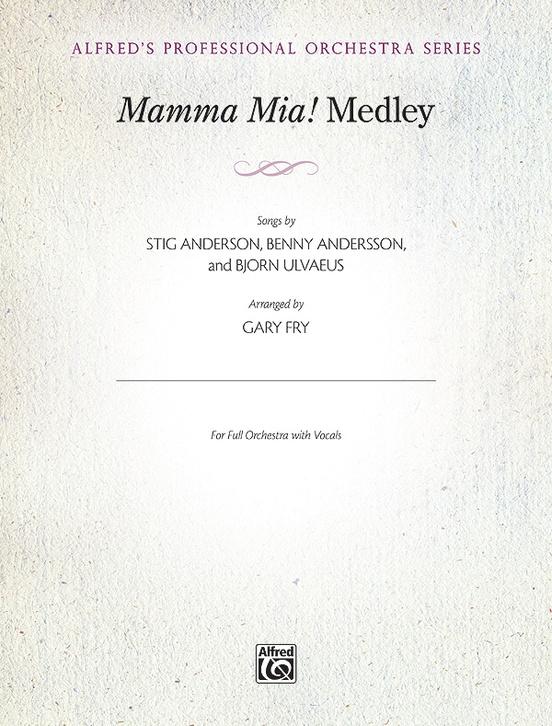 Mamma Mia! Medley