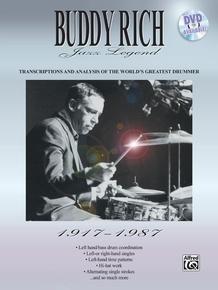 Buddy Rich: Jazz Legend (1917-1987)