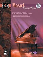 Basix®: Keyboard Classics: Mozart