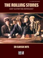 The Rolling Stones: Easy Guitar TAB Anthology
