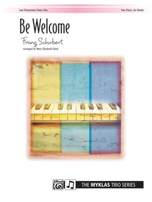 Be Welcome, D. 41 No. 9