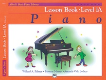 Alfred's Basic Piano Library: Universal Edition Lesson Book 1A