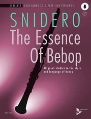 The Essence of Bebop: B-flat Clarinet