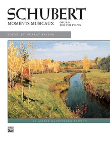 Schubert: Moments musicaux, Opus 94