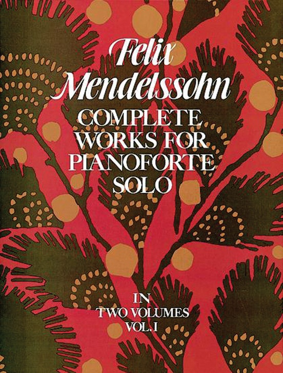 Works for Pianoforte Solo (Complete), Volume 1