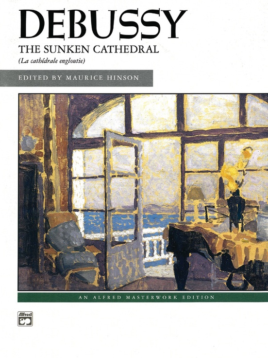 Debussy, The Sunken Cathedral