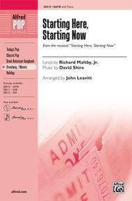 Starting Here, Starting Now