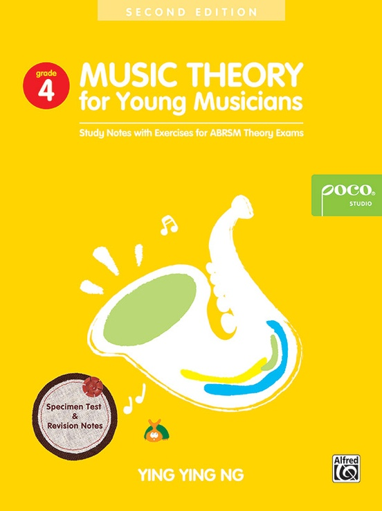 Music Theory for Young Musicians, Book 4