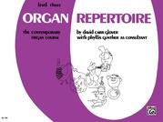 Organ Repertoire, Level 3
