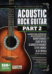 Guitar World: Dale Turner's Guide to Acoustic Rock Guitar, Part 2