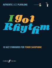 I Got Rhythm for Tenor Saxophone