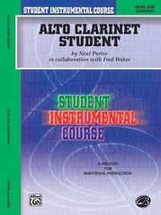 Student Instrumental Course: Alto Clarinet Student, Level I