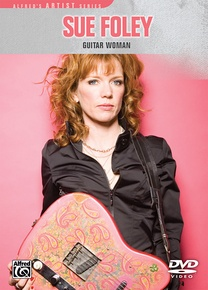 Sue Foley: Guitar Woman